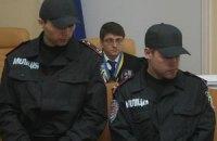 """Судью Киреева охраняют четыре """"грифоновца"""""""