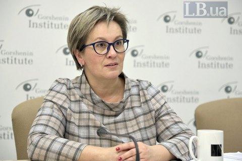 Заступниця міністра культури, молоді та спорту Подоляк подала у відставку