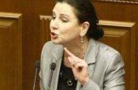 Богословская внесла в Раду законопроект о ситуации вокруг ВАСУ