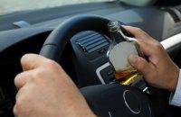 30-річний мешканець Запоріжжя за рік отримав 109 адмінпротоколів за водіння у нетверезому стані й без прав
