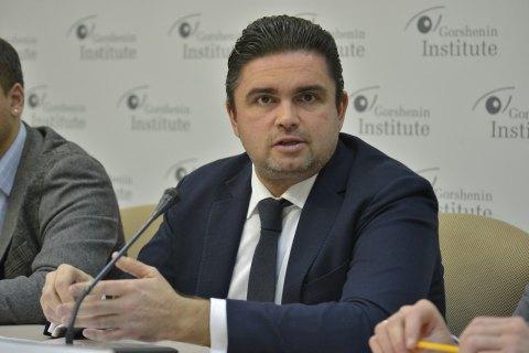 """Гончаренко написал """"nein"""" на безвизе и авторитете Украины, - Лубкивский"""