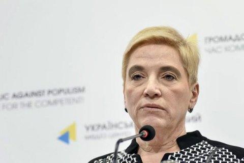 НАПК подало в суд на Соломатину