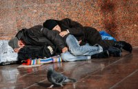 Рада разрешила бездомным прописываться по адресу социальных учреждений