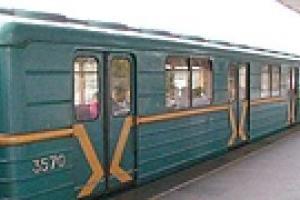 За 49 лет в киевском метро ни один вагон не ушел на металлолом
