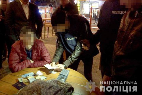 """Поліція затримала двох осіб за спробу купити результат матчу U21 """"Зоря"""" - """"Динамо"""""""