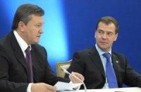 """Медведев: Украина будет """"нюхать воздух"""" в ТС"""