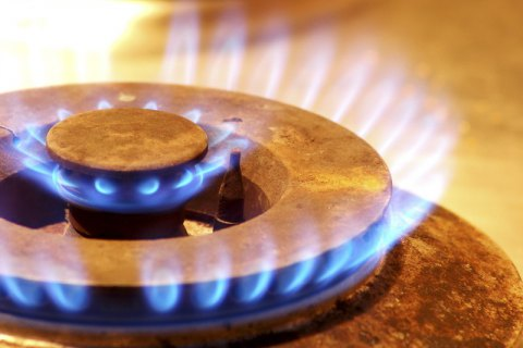 Річний тариф на газ у Києві встановили на рівні 8,70 грн за кубометр