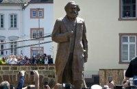 В Германии открыли подаренный Китаем памятник Карлу Марксу
