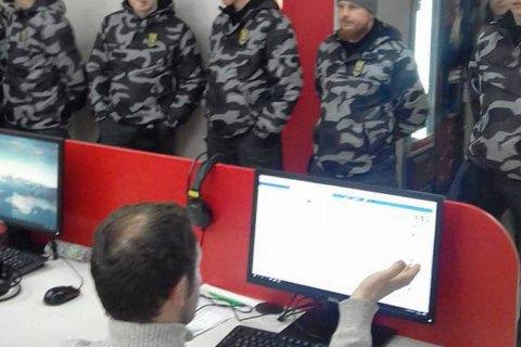"""""""Нацдружини"""" взяли під охорону телеканал ZIK (оновлено)"""