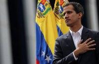 Провідні країни ЄС визнали Гуайдо тимчасовим президентом Венесуели