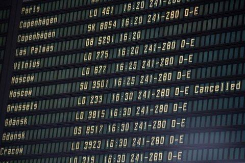 Польща продовжила заборону на міжнародні авіарейси до 16 червня