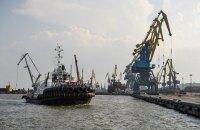 Россия полностью заблокировала украинские порты Мариуполь и Бердянск, - Омелян