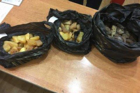 В Одесской области пограничники изъяли у гражданина Китая 6 кг янтаря