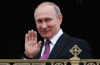 """Путин заявил, что будет """"выстраивать отношения"""" с новым руководством Украины после выборов"""