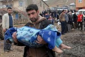 Число загиблих від землетрусу в Ірані побільшало до 180