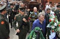"""В Москве бросили """"коктейль Молотова"""" в мемориал экс-полковнику Буданову"""