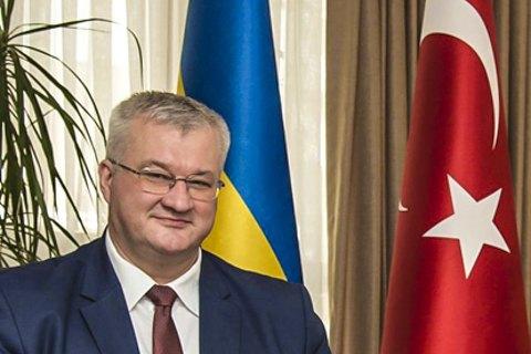 Посол України в Туреччині Андрій Сибіга: «Між Зеленським та Ердоганом виникла хімія добрих стосунків»
