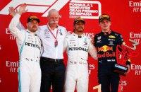 Хэмилтон выиграл первый европейский этап Формулы-1 нынешнего сезона – Гран-При Испании