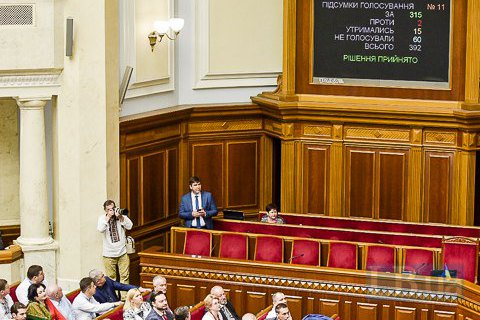 Президентство Зеленского: начнем в понедельник