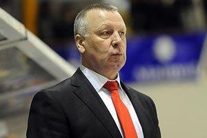 Куликов возглавил хоккейную сборную Украины