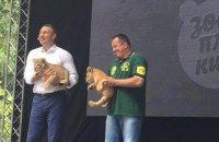 Київ інвестує 300 млн гривень у реконструкцію зоопарку