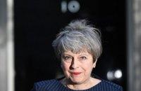 48% британцев хотят досрочной отставки Терезы Мэй