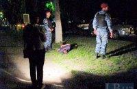 В Киеве на Дарнице разыгрался боевик с погоней и стрельбой