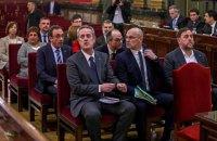 Верховний суд Іспанії виніс вирок лідерам каталонських сепаратистів