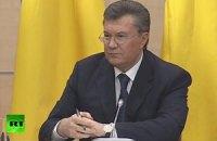 В экономическом кризисе виноваты Майдан и США, - Янукович