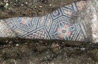 В Вероне под виноградником нашли древнеримскую мозаику