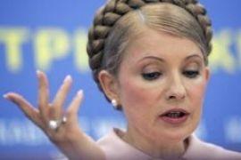 Сегодня Тимошенко поговорит с журналистами