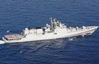 Франція направила в Чорне море ще один військовий корабель
