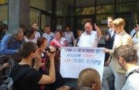 Суд снова запретил застройщику проводить любые работы в Протасовом яру