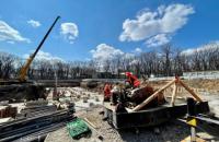 В Харькове начали строительство нового корпуса онкоцентра