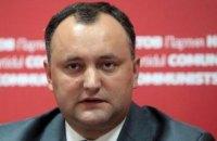 Молдавская оппозиция обвинила Додона в госизмене и продвижении интересов России