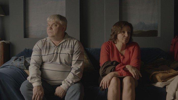 Кадр з фільму Mia Donna