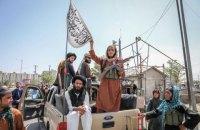 """""""Талібан"""" відмовився продовжувати терміни евакуації з Кабула"""