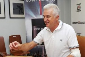 """Тренер """"Динамо"""" порадив Вороніну оцінювати себе об'єктивно"""