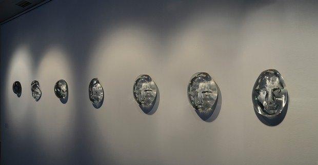 """""""Проявление"""", Назар Білик (пластична інсталяція, 2010, № 4 в серії з 10)"""