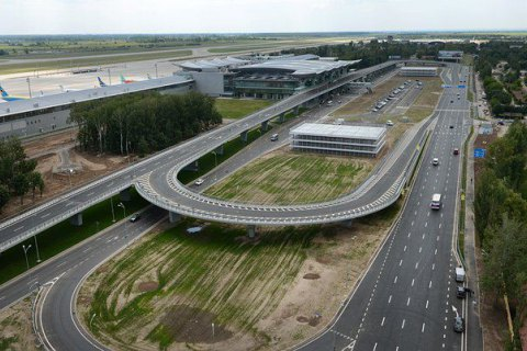 фото аэропорт борисполь