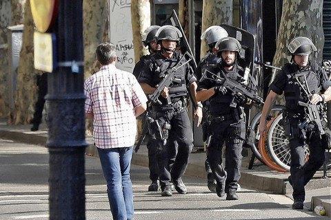 Затримано третього підозрюваного в причетності до терактів в Іспанії