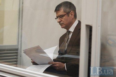 Экс-главе СБУ Киева, руководившему зачисткой Евромайдана, суд вернул паспорт