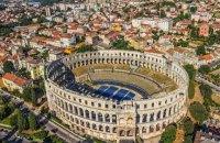 Чемпіонський бій між Джошуа і Пулєвим може пройти в давньоримському амфітеатрі