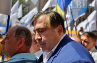 """Саакашвили уверен в объединении """"Руха новых сил"""" и """"Самопомощи"""""""