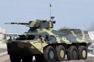 Стало відомо, хто купував зброю в України 2011 року