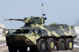 Українські БТРи, ймовірно, складатимуть у Таїланді