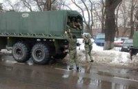 В Одессу прибыли нацгвардейцы