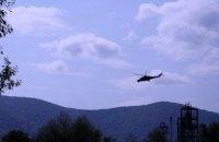 СБУ провела масштабные антитеррористические учения в Закарпатской области