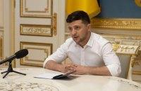 Зеленський закликав ЄС і США відреагувати на загострення ситуації на Донбасі