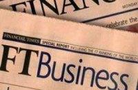 FT: кредит МВФ станет испытанием для Януковича